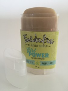 Fantabulous Deodorant using our Classic translucent containers by DIY Deodorant Containers