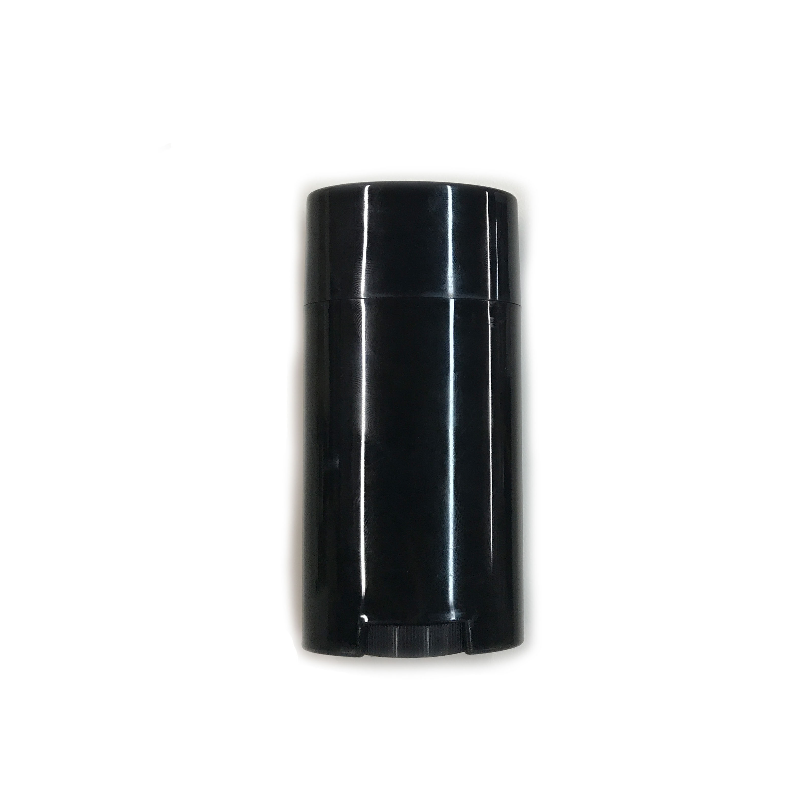 BULK QUANTITY - Empty Deodorant Container - Oval Style, Recyclable  Polypropylene Plastic, Reusable, Twist-Up, 2 5 oz, Top-Fill