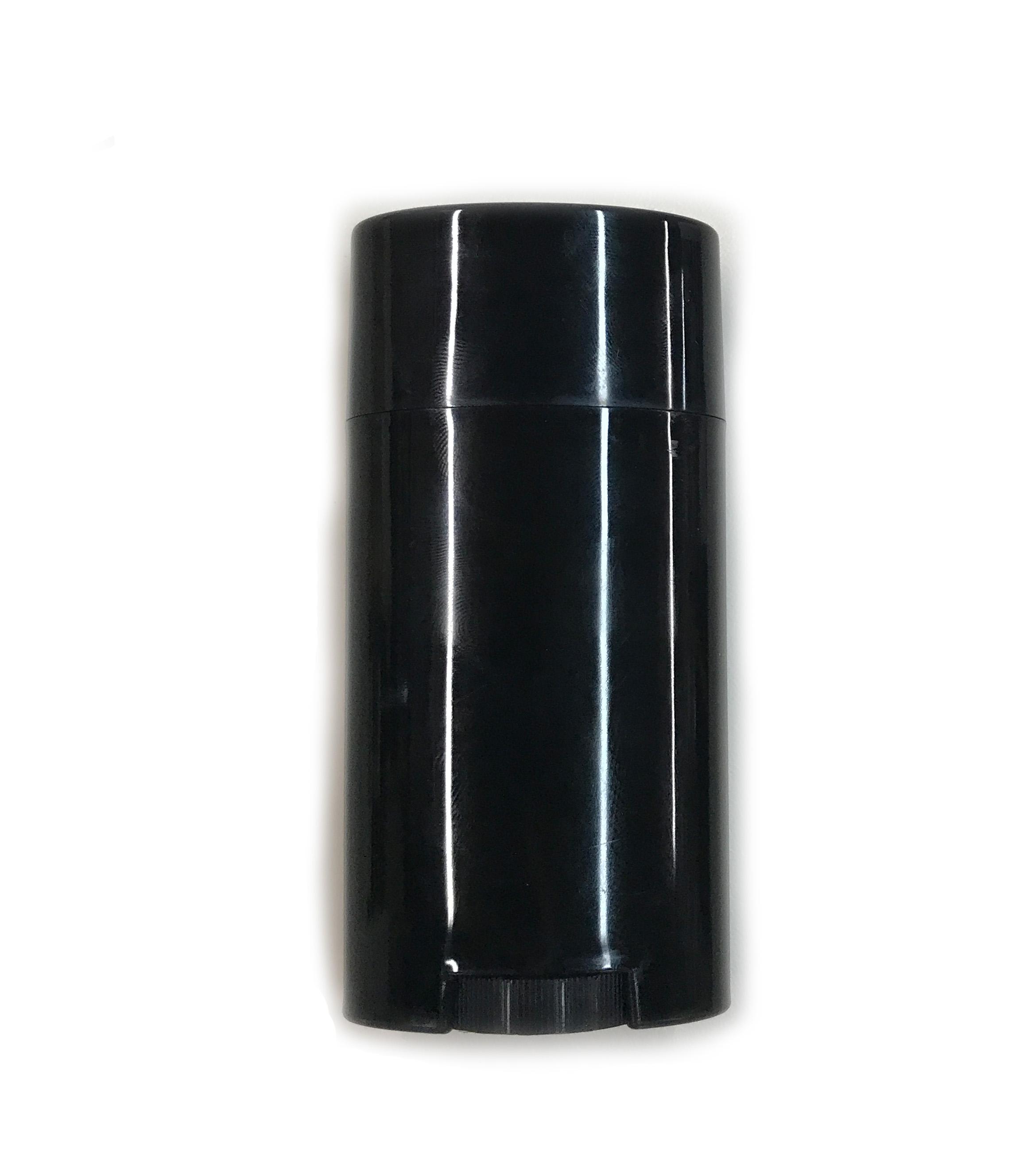Black Deodorant Containers