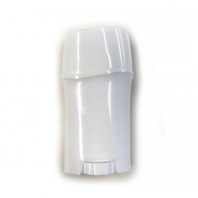Empty Gel-Style Deodorant Containers - twist-up style pushes your deodorant mixture through holes in the top