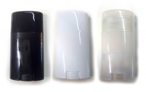 Bottom-Fill Oval Deodorant Containers ALL-3