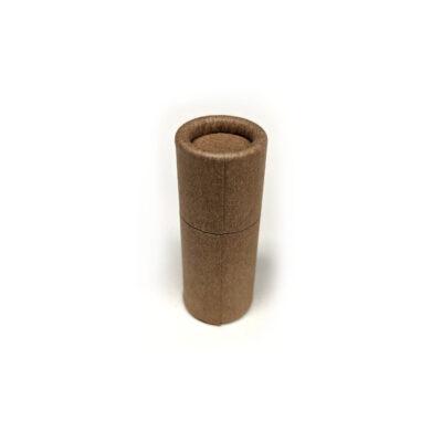 Cardboard chapstick size 5ml (.15 oz)