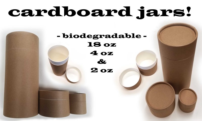 empty cardboard jars banner_home